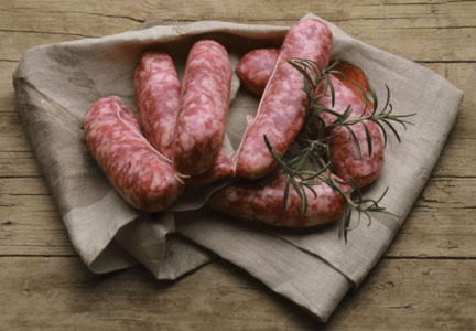 Mintel found that consumers are buying sausages again.