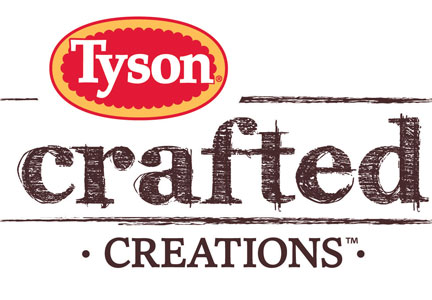 Tyson Crafted Creations marinated and pre-seasoned meats