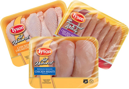 Tyson Foods 3Q Net Income Up 41 Percent