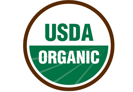 USDA organic certification seal