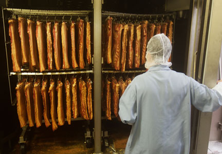 Vermont Smoke & Cure's bacon products are the company's best selling products.