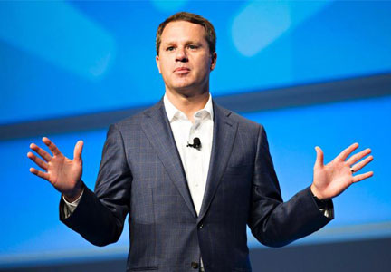 Doug McMillon, president and CEO, Wal-Mart Stores