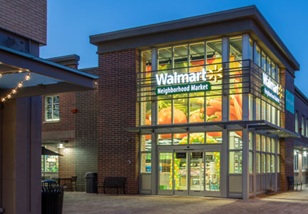 wal mart market segment Dow jones scoops  dj wal-mart to sell part of  has a slim 15% market share in the online merchant-to-consumer sales segment,  its market share in sales of.