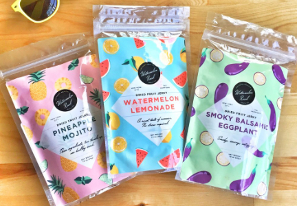 Watermelon Road fruit and vegetable jerky snacks