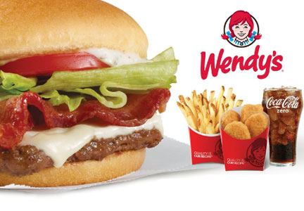 Wendys Adds Swiss Jr Bacon To 4 For 4 Meatpoultry Com October 19 2016 14 13