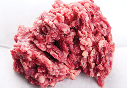 Ground beef is a staple in the diet of most US consumers.