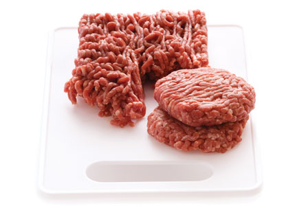 Fresh ground beef has become less competitive at retail because of tight supplies.