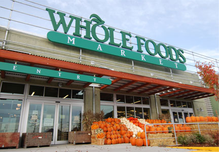 Whole Foods plans to cut 1.6 percent of its workforce over the next eight weeks.