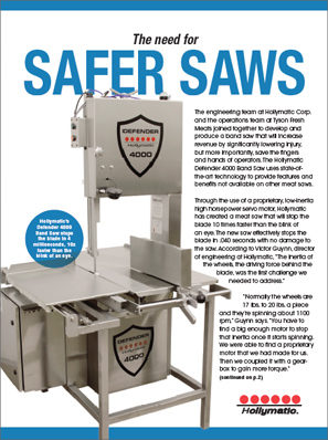 Hollymatic_Ezine_SaferSaws_Feb18