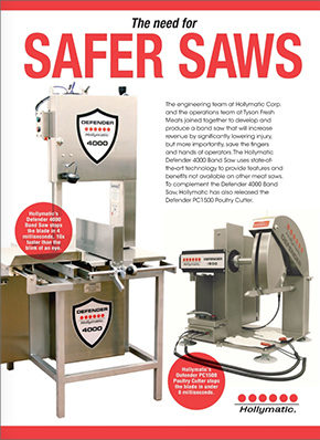 Hollymatic_ezine_safersaws_mar20